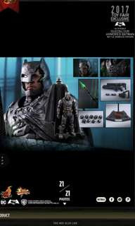 mms417 盔甲Batman 特別版