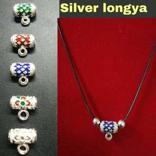 Silver longya