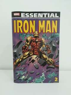 Iron Man Essential Collection Vintage