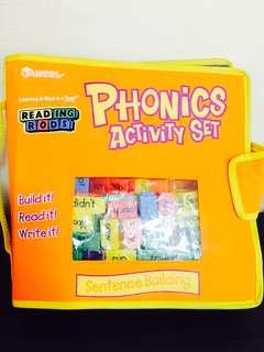 Phonics activity set Educational Toy