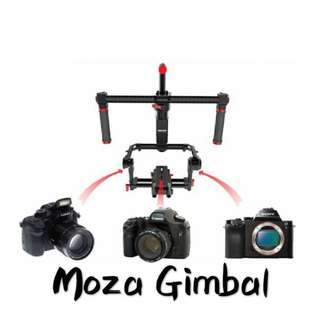 Moza Lite 2 3-Axis Motorized Gimbal Stabilizer