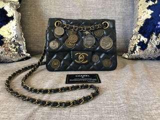Chanel strass bag