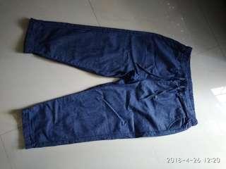 Giordano Draw String Pants