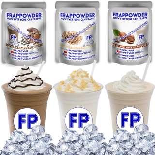Frappowder 3KG - Frappe Powder to make a Cocoa / Hazelnut / Barley Frappe