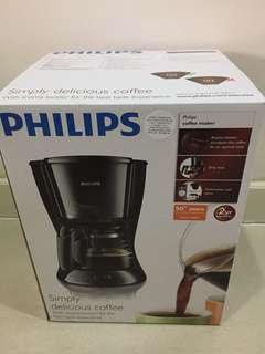 Phillips coffee maker HD7431
