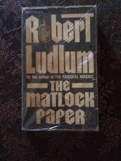 Robert Ludlum's The Matlock Paper