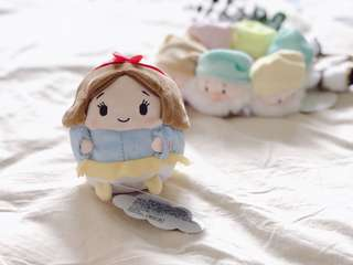 🚚 Disney ufufy 雲朵系列 白雪公主