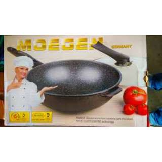 Alat Masak Anti Gores Diamond Pan Panci Moegen Germany Nonstick Wajan Serbaguna