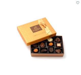 🇨🇦加拿大代購🇨🇦Godiva Assorted Chocolate (12粒裝)