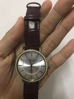 Men Brown Watch