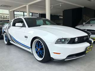 FORD MUSTANG GT500 COBRA JET