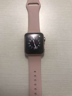 Apple watch series 3 38mm GPS Rose Gold