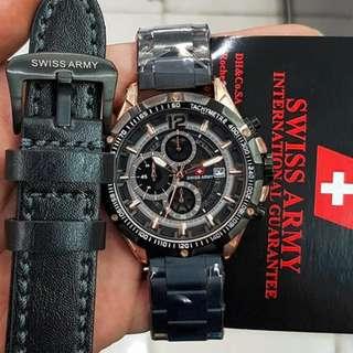 jam tangan SA paket rantai 0094