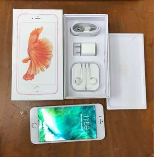 iPhone 6S 16GB Factory Unlocked