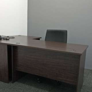 Instant Office for 1 pax with Free Utilies & Fully Furnished -Metro SQ