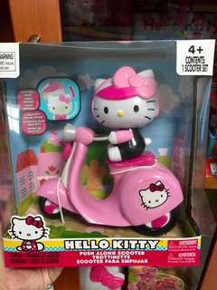 Authentic hello kitty scooter