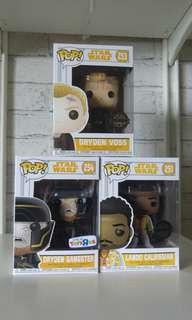 Funko POP! Star Wars Exclusive (Buy 1 get 1 Free)