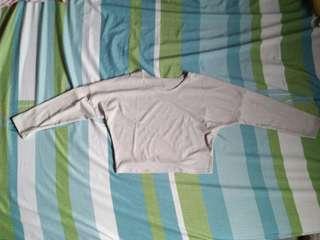 Crop long sleeves