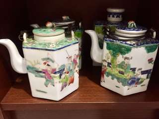 Antique Tea Pots