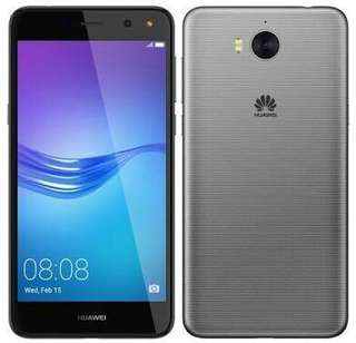 HUAWEI Y5 2017 with free hard case & 2600 mAh powerbank