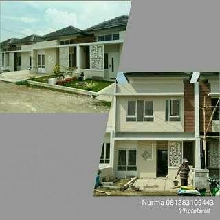 Rumah 1 Lantai Dekat Toll Jatiwarna & Jatiasih Free AJB dan Notaris