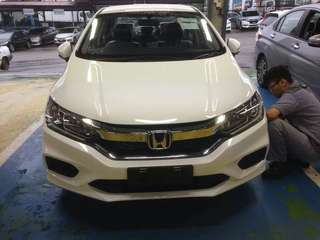 New honda city facelift 2018 ctos,ptptn,low income boleh