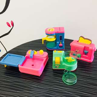EXCLUSIVE KITCHEN TOY SETS