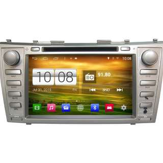 Toyota Camry 2006-2012 Android Player