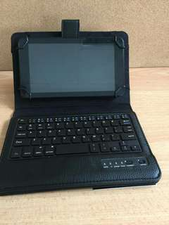 Cloudpad with Free Bluetooth Keyboard and Leather case