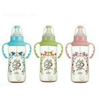 小獅王辛巴 桃樂絲PPSU自動把手標準葫蘆大奶瓶320ml