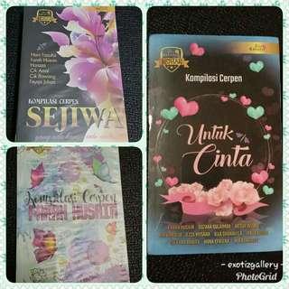 Novel limited edition ( kompilasi cerpen )