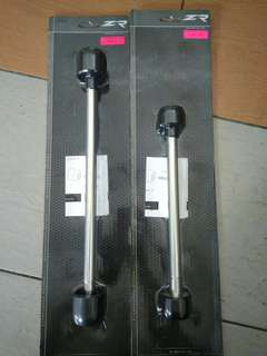 Honda CBR1000RR ZR Racing axle slider