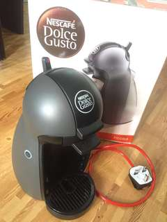Dolce Gusto Nescafe Coffee Maker