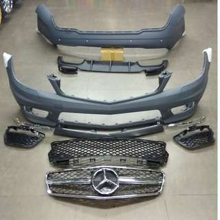 Mercedes Benz Body Kits - CAR BODY KITS - ALL MAKE CARS