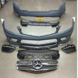 Mercedes Benz Body Kits - CAR BODY KITS - ALL MAKE CARS