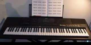 Keyboard Yamaha PSR EW400