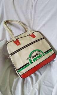 Vintage bag garuda airways