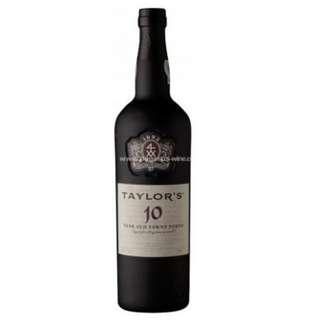 Taylor's Port - 10 Year Old Tawny 葡萄牙10年加烈葡萄酒