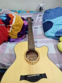 Amari guitar by enya