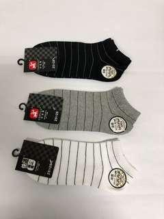 < ZHOELUX > Ankle Socks Men's Socks