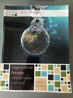 Organisational Behaviour - Emerging Knowedge, Global Reality (7E)