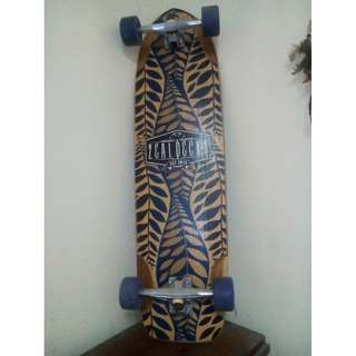 High Quality Cruiser Longboard (Complete set + RUSH)