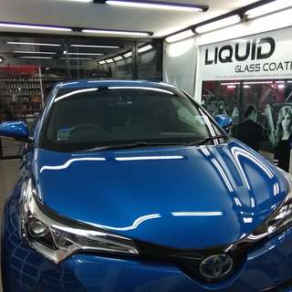 Glass Coating for all cars