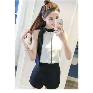 GSS7087X TOP+SHORTS