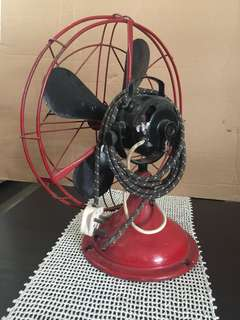 Antique GE table fan