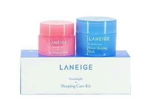 Laneige Goodnight Sleeping Care Kit