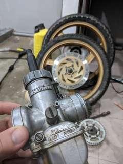 Carburator Kips lama