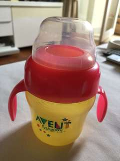 Avent Sippy Cup (spout not included)