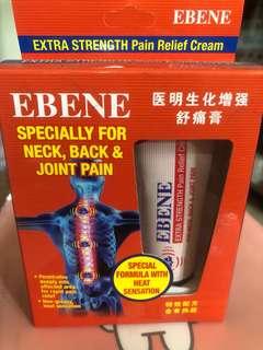 EBENE pain relief cream