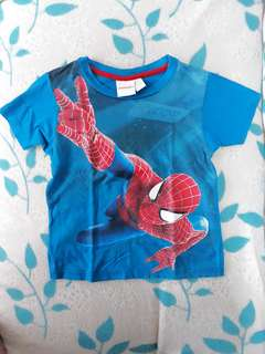 MARVEL shirt for 2-3yrs old